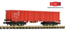 Fleischmann 828326 Nyitott négytengelyes teherkocsi, Eaos 106, közlekdésvörös, DB-AG (E5)