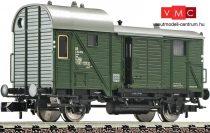 Fleischmann 830101 Fedett tehervonati poggyászkocsi, Pwg, DB (E3) (N)