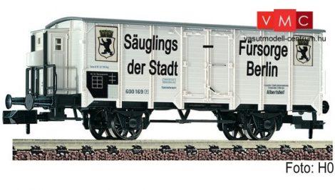 Fleischmann 834609 Gedeckter Güterwagen Säuglings-Fürsorge, Stadt Berlin, K.P.E.V.