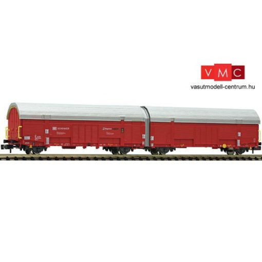 Fleischmann 837405 Fedett iker-autószállító teherkocsi, Hccrrs332, DB AG / DB Schenker (E6)