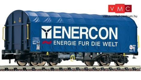 Fleischmann 837923 Ponyvás négytengelyes teherkocsi, Shimms, ENERCON (E6)