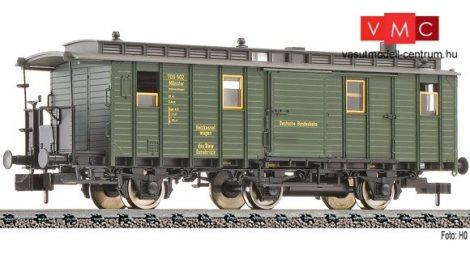 Fleischmann 838202 Fűtőkocsi, háromtengelyes Heiz 3i pr 04, DB (E3)