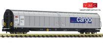 Fleischmann 838311 Eltolható oldalfalú négytengelyes teherkocsi, SBB (E6)