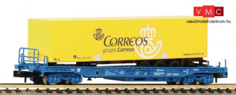 Fleischmann 845371 Konténerszállító négytengelyes zsebeskocsi, CORREOS, RENFE (E5-6) (N)