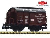 Fleischmann 845701 Fedett borszállító teherkocsi, DRG (E2)