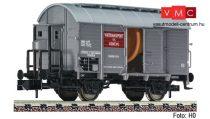Fleischmann 845703 Fedett borszállító teherkocsi, SBB (E2)