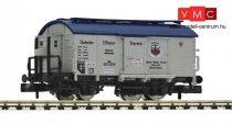 Fleischmann 845708 Fedett borszállító teherkocsi fékházzal, Unkeler Winzer Verein, DRG (E2