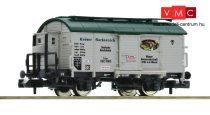 Fleischmann 845709 Fedett borszállító teherkocsi fékházzal, Kröver Nacktarsch (Winzergeno