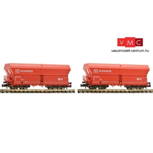 Fleischmann 852318 Önürítős négytengelyes teherkocsi-pár, Falns 183, DB-AG (E6)
