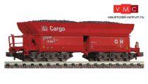 Fleischmann 852703 Önürítős hattengelyes teherkocsi, Fals 151, közlekedésvörös, DB-AG (