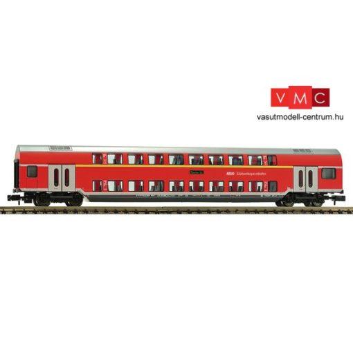 Fleischmann 862704 Emeletes személykocsi, 1./2. osztály, DB-AG Südostbayernbahn (E6) (N)