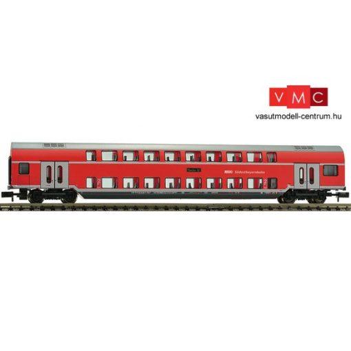Fleischmann 862807 Emeletes személykocsi, 2. osztály, DB-AG Südostbayernbahn (E6) (N)