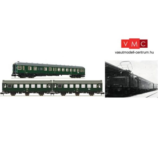Fleischmann 866486 Személyvonat-készlet vezérlőkocsival, Murnau - Oberammergau, DB (E4) - D