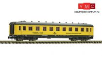 Fleischmann 867406 Pályafenntartási négytengelyes mérőkocsi, Bundesbahn Versuchsanstalt Mi