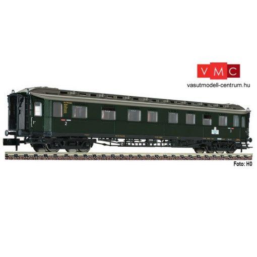 Fleischmann 878001 Gyorsvonati négytengelyes személykocsi, 2./3. osztály, BC 4ü pr09, DB (E
