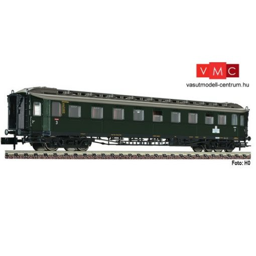 Fleischmann 878101 Gyorsvonati négytengelyes személykocsi, 3. osztály, C 4ü, DB (E3) (N)