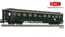 Fleischmann 878102 Schnellzugwagen 3. Klasse Bauart C 4ü mit Zugschlussscheiben, DB