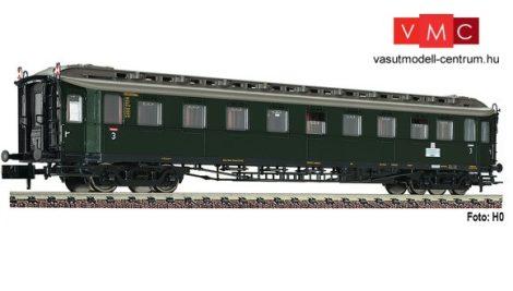 Fleischmann 878102 Gyorsvonati négytengelyes személykocsi, 3. osztály, C 4ü, DB (E3) (N) -