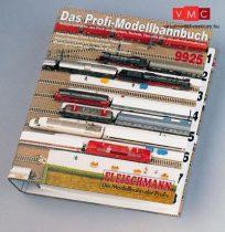 Fleischmann 9925 Nagy Fleischmann terepasztalépítő könyv, H0 (angol)