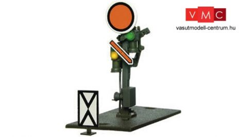 Fleischmann 920301 Alak előjelző, mozgó tárcsával, mozgó jelzőkarral (N)