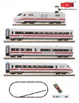 Fleischmann 931884 Digitális kezdőkészlet: ICE 2 nagysebességű villamos motorvonat (4-egys