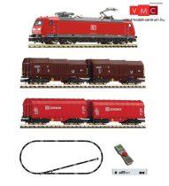 Fleischmann 931885 Digitális kezdőkészlet: BR 185.1 villanymozdony tehervonattal, DB-AG (E6)