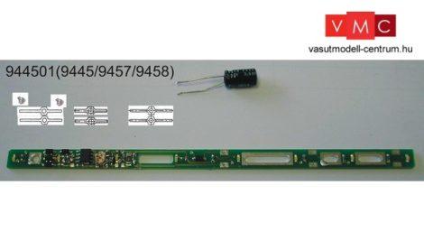 Fleischmann 944501 Belső világítás személykocsikhoz, villogásmentes LED (9445, 9457, 9458