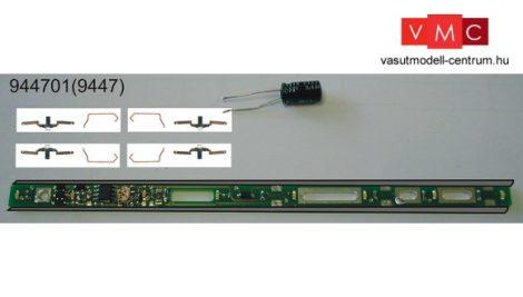Fleischmann 944701 Belső világítás személykocsikhoz, villogásmentes LED (9447 kiváltása