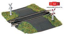 Fleischmann 9499 Egyszerű útátjáró, 55,5 mm, ágyazatos sínhez (N)