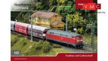 Fleischmann 990317 Fleischmann katalógus 2017/2018 (H0), német nyelven