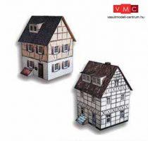 Heki 10020 Városi emeletes ház (2 db), kartonból
