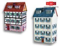 Heki 10030 Városi emeletes ház (2 db), kartonból