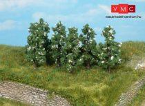 Heki 1172 Körtefa (6 db), fehér-zöld, 6 cm