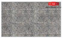 Heki 12070 Kockakő útburkolat (3 db) kartonból