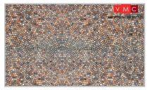 Heki 12071 Római kockakő útburkolat (3 db) kartonból