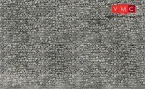 Heki 14000 Karton dekorlap: gránitfal (3 db)