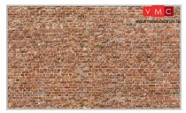 Heki 14002 Karton dekorlap: téglafal (3 db)