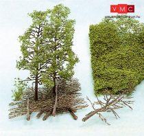 Heki 1533 Lombos fa (10 db), 18 cm - Építőkészlet