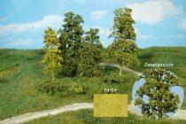 Heki 1670 Kreatív lombos fa és bokor (15 db), világoszöld