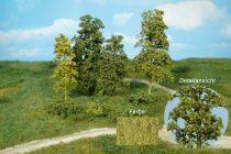 Heki 1671 Kreatív lombos fa és bokor (15 db), középzöld