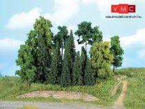 Heki 1957 Vegyes erdő csomag, 20 db 7-18 cm (H0)