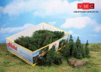 Heki 2057 Fenyőfa-csomag (40 db), 7 - 14 cm magas