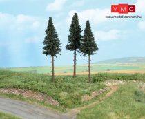 Heki 2119 Magasnövésű fenyőfa, 3 db, 17 cm (H0)