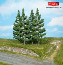 Heki 2122 Felezett fenyőfa (4 db), 17cm, háttérnek