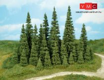 Heki 2180 Fenyőfa talp nélkül (30 db), 3-7 cm