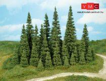 Heki 2181 Fenyőfa talp nélkül (25 db), 5-12 cm