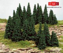 Heki 2191 Fenyőfa talp nélkül (100 db), 5-7 cm