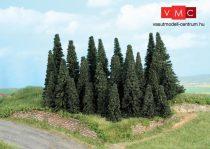 Heki 2261 Fenyőerdő, 24 db fenyőfa, 5-11 cm (TT/N/Z)