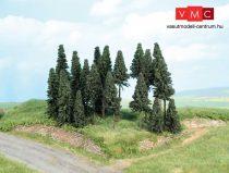 Heki 2262 Fenyőerdő, 20 db fenyőfa, 5-11 cm (TT/N/Z)