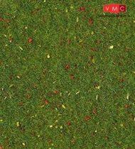 Heki 30801 Fűlap: virágos rét (2 db), 40 cm x 24 cm